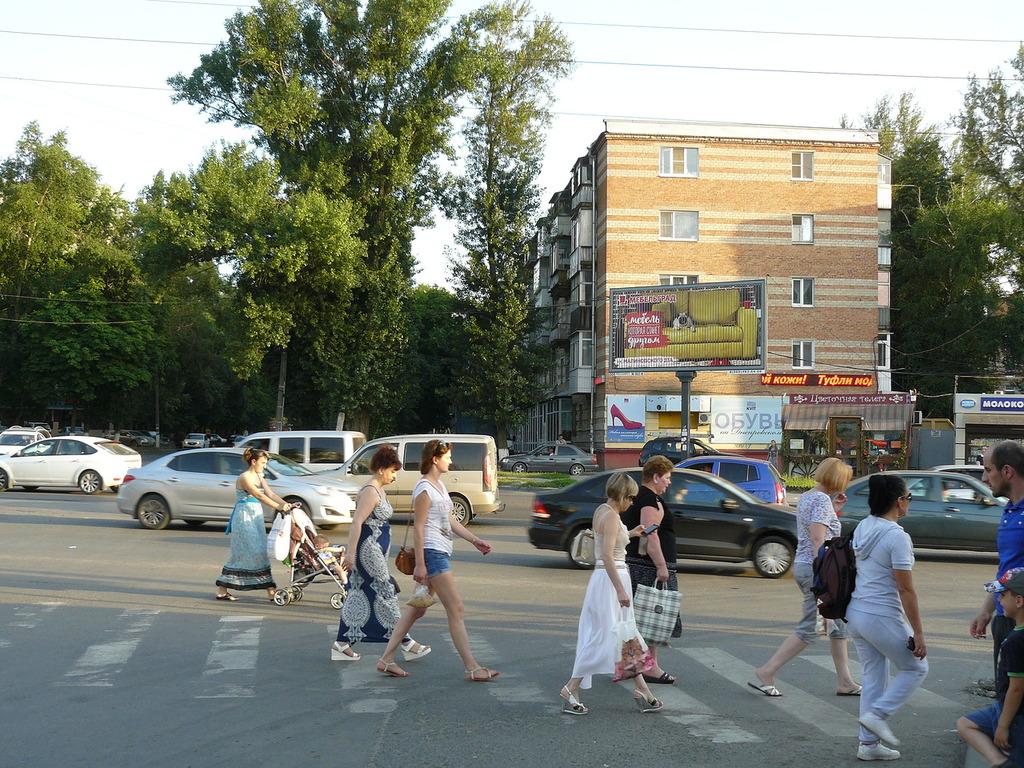 Вятская - Днепровский Сторона A1