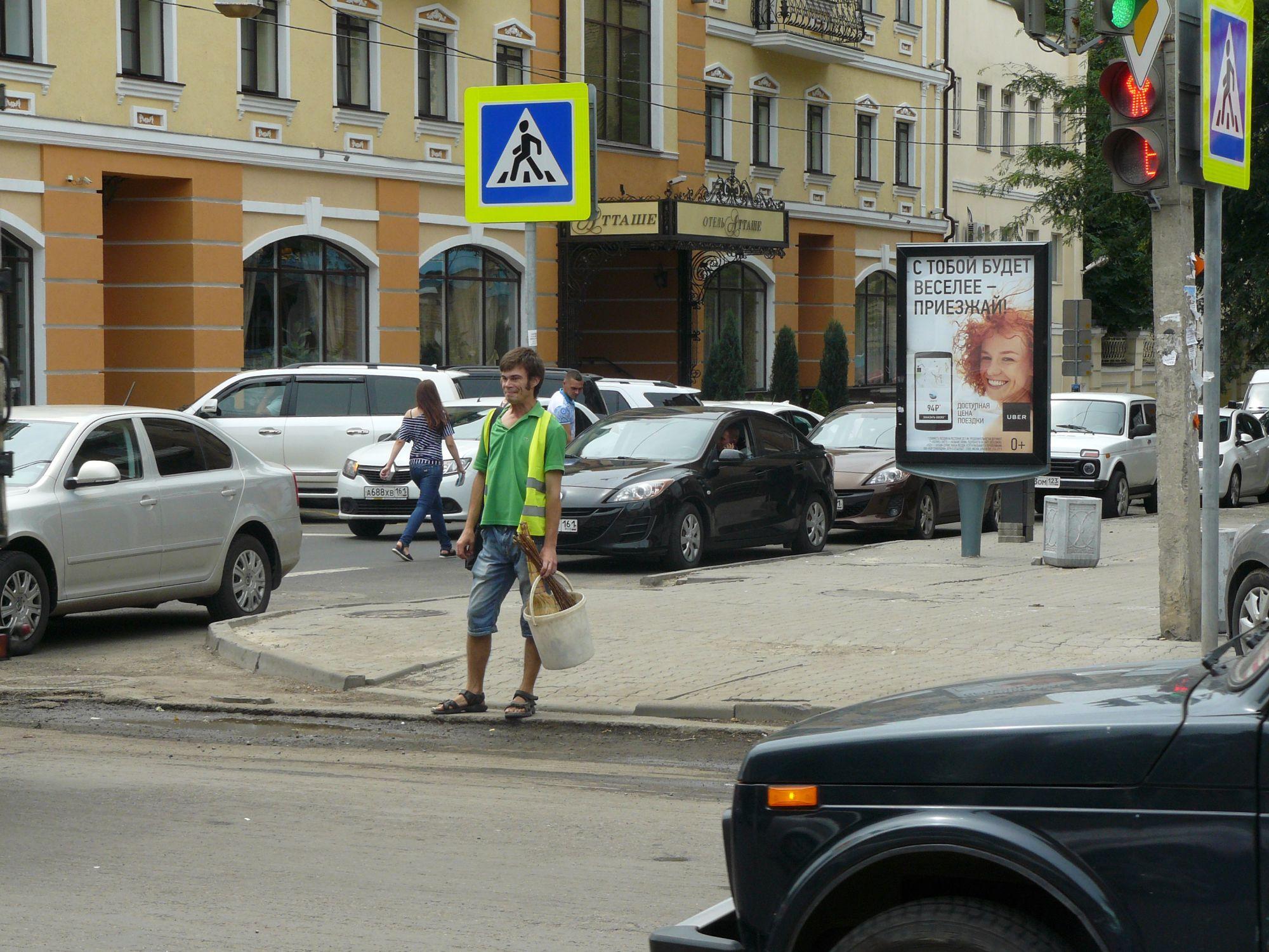 Суворова 19 Сторона B1